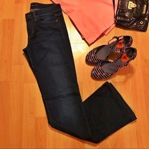 Joe's Curvy Stretch Boot Cut Jeans